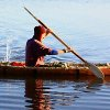 Берестяная лодка